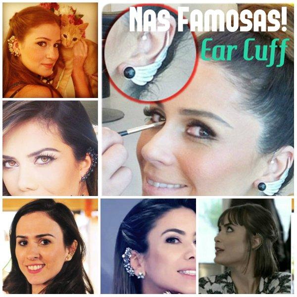 collage earcuff