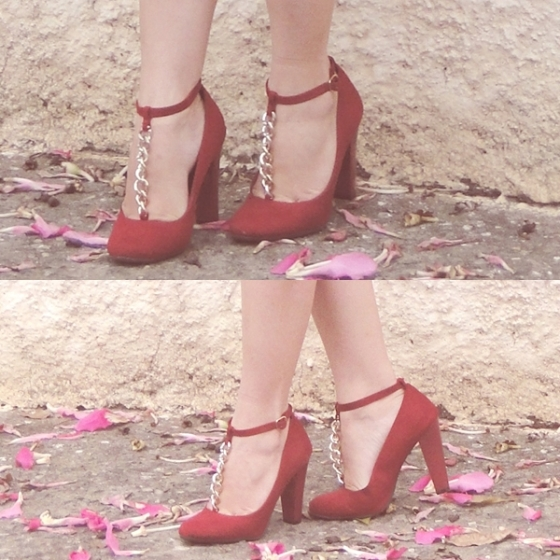Sapato de Boneca
